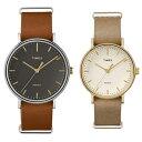 国内正規品 ペア腕時計 タイメックス 時計 ペアウォッチ ウィークエンダー フェアフィールド TW2...