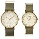国内正規品 ペア腕時計 タイメックス 時計 ペアウォッチ ウィークエンダー フェアフィールド TW2P98000TW2P98500 ペアセット カップル 誕生日 お祝い プレゼント ギフト ブラックフライデー