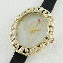 ヴィヴィアン ウエストウッド 時計 レディース 腕時計 ロココ スイスクオーツ ゴールド ブラック キャンバス VV005CMBK ビジネス 女性 ブランド 時計 誕生日 新生活 卒業 お祝い ギフト