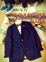 THE OLD SAILOR'S オールドセイラーズ 送料無料 代引き手数料無料 デッキジャケット 10P03Sep16