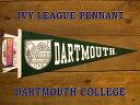 アイビーリーグ ペナントDartmouth University