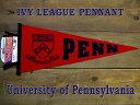 アイビーリーグ ペナントUniversity of Pennsylvania