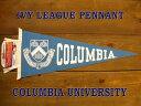 アイビーリーグ ペナントColumbia University