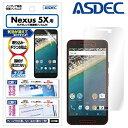 アスデック NGB-GNX5X Google Nexus 5X 用 [のぞき見防止フィルター]・映り