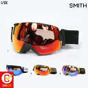 19-20 SMITH スミス ゴーグル I/OX スキー スノボ アジアンフィット メンズ