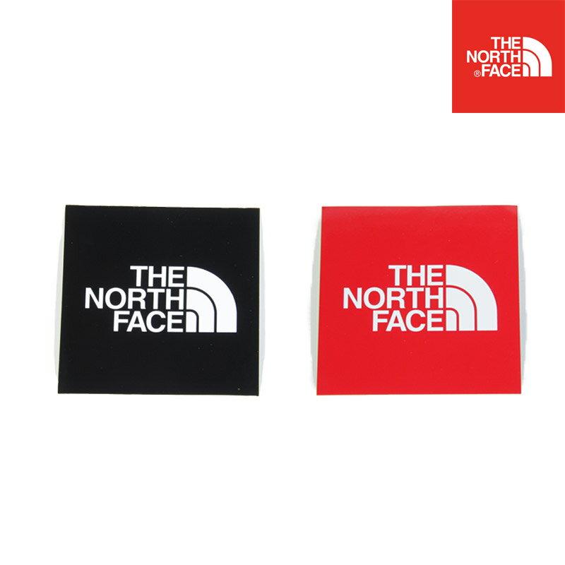 18-19 秋冬 新作 ノースフェイス THE NORTH FACE TNF ステッカー スモール TNF STICKER SMALL ステッカー シール NN-9719