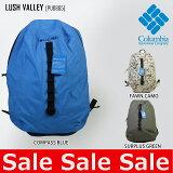 ポイント2倍 コロンビア COLUMBIA リュック PU8865 バックパック Lush Valley 20L Backpack 02P03Dec16