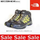 セール 30%OFF ノースフェイス THE NORTH FACE Storm Mid WP ストーム ミッド WP メンズ