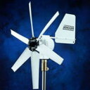 弱い風でもさらさら回る風力発電機エアロゼン4