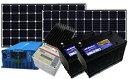 パナソニック製ソーラーパネル発電セットシステム2