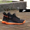 ショッピングバスケットシューズ Jordan Proto-Max 720 ナイキ ジョーダン プロトマックス 720 BQ6623-208 メンズ スニーカー ランニングシューズ BLACK ORANGE ブラック×オレンジ
