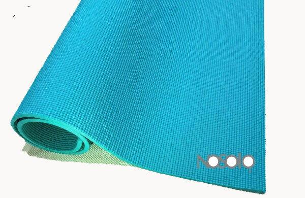 【PR】【弾力性抜群】ヨガマット 10mm 収納ケース付 トレーニングマット エクササイズマット ストレッチマット ホットヨガマット ゴムバンド ダイエット 器具 マット yoga ケース【RCP】
