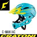 CRATONI(クラトーニ) C-MANIAC 自転車 ヘルメット