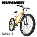 HUMMER(ハマー) TANK3.0 26インチ 6段変速 極太タイヤ