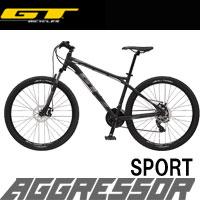 GT AGGRESSOR SPORT ジーティー アグレッサースポーツ 自転車 マウンテンバイク MTB GT AGGRESSOR SPORT ジーティー アグレッサースポーツ 自転車 マウンテンバイク MTB貴い