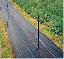 アグリシート 黒 長さ100m×幅150cm 遮光性が高く、防草効果抜群の防草シートです。(雑草防止シート 雑草シート 庭 雑草対策 農業資材 草防止シート 農...