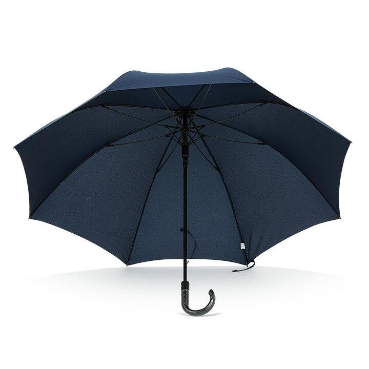 【waterfront】メンズ傘 クールマジック 富山サンダー ウォーターバリア超撥水 UVカット99.9% 70cm強化骨の丈夫な傘 ウォーターフロント シューズセレクション
