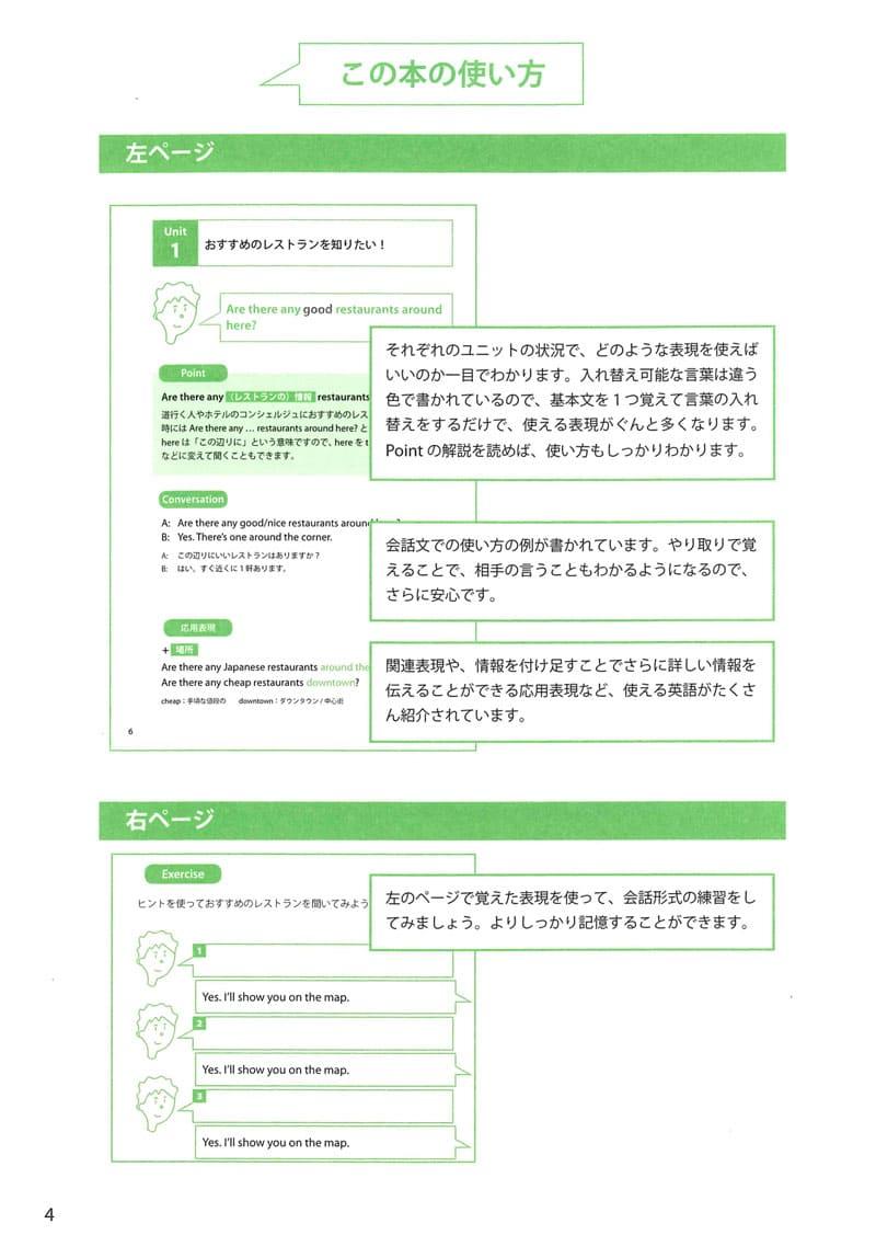 英語教材 英語書籍『レストランの英会話』レスト...の紹介画像2