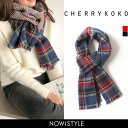 CHERRYKOKO(チェリーココ)check tareutan, muffler【12/3up_mo】韓国 韓国ファッション タータンチェ...
