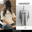 NANING9(ナンニング)Rainbow Tシャツ【2/6...