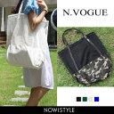 N.Vogue(エヌヴォーグ)ビッグメッシュトートバッグ【7...