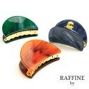 RAFFINE by(ラフィーネバイ)ラウンドヘアクリップ【...