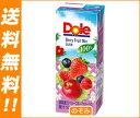 【送料無料】【2ケースセット】Dole(ドール) ベリーフルーツミックス 200ml紙パック×18本入×(2ケース) ※北海道・沖縄は別途送料が必要。