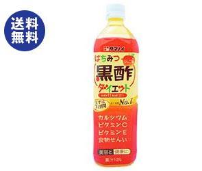 【送料無料】タマノイ はちみつ黒酢ダイエット 900mlペットボトル×12本入 ※北海道・沖縄は別途送料が必要。