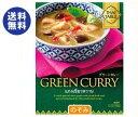 【送料無料】ハウス食品 THAI TABLE(タイテーブル) グリーンカレー 180g×30個入