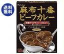 送料無料 ハウス食品 麻布十番ビーフカレー 特製デミグラスソース仕立て 210g×30箱入 ※北海道・沖縄は配送不可。