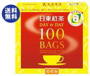 ショッピング紅茶 送料無料 三井農林 日東紅茶 DAY&DAY(デイ&デイ) 1.8g×100袋×24個入 ※北海道・沖縄は配送不可。