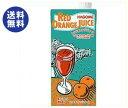 ショッピング野菜 送料無料 【2ケースセット】カゴメ レッドオレンジジュース(ホテルレストラン用) 1L紙パック×12(6×2)本入×(2ケース) ※北海道・沖縄は配送不可。
