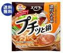 【送料無料】エバラ食品 プチッと鍋 濃厚みそ鍋 40g×4個×12袋入 ※北海道・沖縄は別途送料が必要。