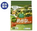 【送料無料】東洋水産 マルちゃん 素材のチカラ めかぶスープ (4.7g×5食)×6袋入 ※北海道・沖縄は別途送料が必要。
