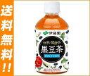 【送料無料】伊藤園 伝承の健康茶 黒豆茶 280mlペットボトル×24本入 ※北海道 沖縄は別途送料が必要。