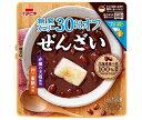 送料無料 【2ケースセット】イチビキ 糖質カロリー30%オフ ぜんざい 150g×10袋入×(2ケース) ※北海道・沖縄は配送不可。