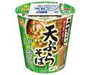 送料無料 東洋水産 マルちゃん うまいつゆ 塩分オフ 天ぷらそば 72g×12個入 ※北海道・沖縄は配送不可。