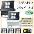 【岩崎】レディオック フラッド ネオ 100W LED投光器 【中角】【昼白色/白色/電球色】 ECF1087