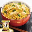 アマノフーズ フリーズドライ 小さめどんぶり「親子丼」(4食入) 202063