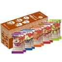 アマノフーズ フリーズドライ いつものおみそ汁 5種セット10食B (5種類/各2食入) 208706