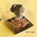 コサージュM <透明> No.758 ×6セット