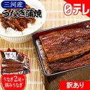 【訳あり】三河産うなぎ蒲焼セット(日本テレビ 通販)