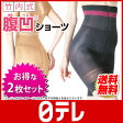 腹凹ショーツ 2枚セット 日テレshop(日本テレビ 通販 ポシュレ)