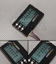 HK リポバッテリー チェッカー (lipoバッテリーオールディスプレイ モニター) 2セル(7.4V)〜6セル(22.2V)用 【送料無料】