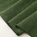 Plain fabric pongee Chitose green (せんざいみどり) cut selling [available to email service 6m]