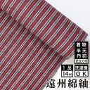 遠州綿紬 S-1 -無花果(いちじく)- 木綿反物