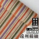 遠州綿紬 S-39 -うららか-綿 着物 洗える着物 大人可愛い おしゃれな きれいめ