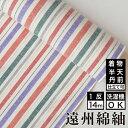 【スポット】縞紬 S-82 -初音(はつね)- 木綿反物