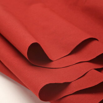 The plain fabric is noodles cinnabar red cut selling, too