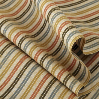 Stripe pongee S-36 - turning yellow (let's ask) - cut selling